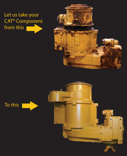 Caterpillar aftermarket parts